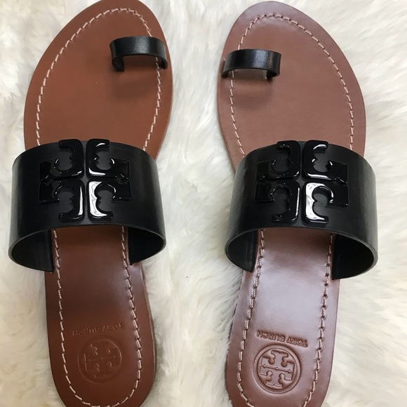 4604fda44 Tory Burch Lowell flat slide